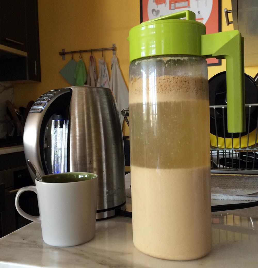 Tasty Breakfast Soylent jug sm